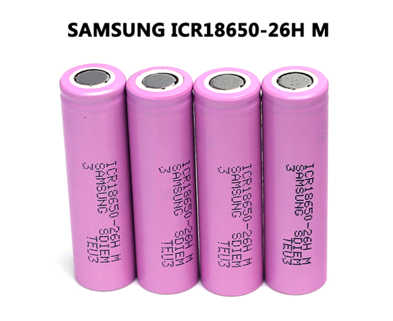 Celda Samsung ICR18650-26H.jpg